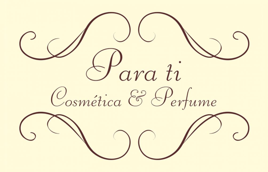 Logo Para ti cosmética
