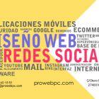 Diseño web, redes sociales e internet